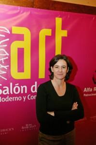Gema Lazcano, directora Art Madrid