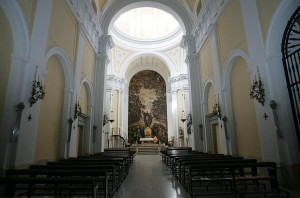 Capilla del Monasterio de la Inmaculada Concepción de Loeches, Madrid