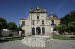 Monasterio de la Inmaculada Concepción de Loeches, Madrid