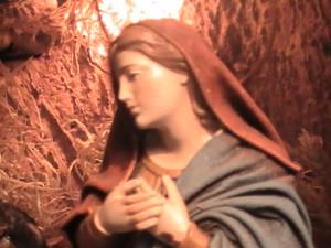 logopress-navidad-Virgen María, Belén Logopress