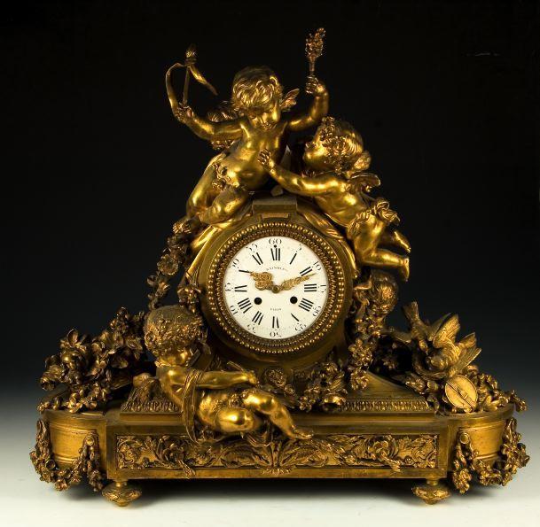 reloj-chimenea-de-bronce-francia-siglo-xix