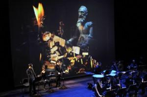 El Retablo de Maese Pedro. Foto Ricardo Bofill, cedida Teatro Real 4