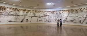 cai-guo-qiang-dibujo-para-las-huellas-de-la-historia-2008