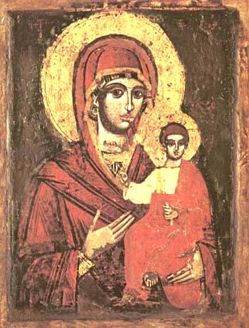 virgen-con-nino-icono