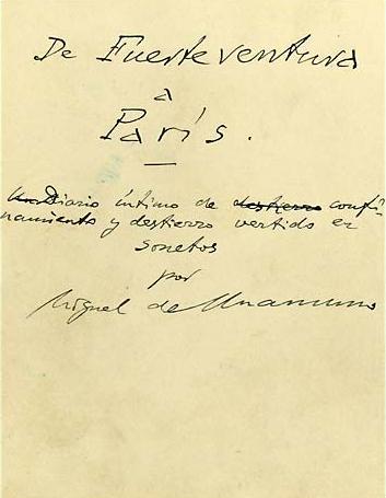 unamuno-manuscrito