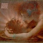 Dhurmer 150x150 Tormento y éxtasis en el Thyssen y Fundación Caja Madrid con Lágrimas de Eros