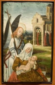 Feriarte, pintura antigua