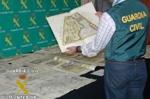 Guardia Civil, manuscritos 1