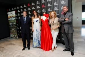 El Rioja y los 5 Sentidos, exposición Vestidos Joya de