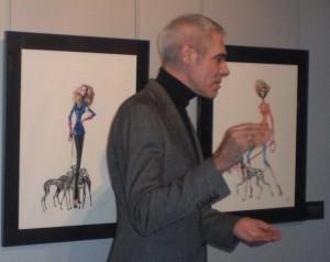 Arturo Elena, Museo del Traje, 5