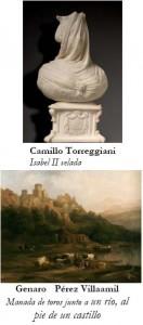 Camillo Torreggiani y Genaro Pérez Villaamil. Siglo XIX, Museo del Prado