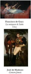 Goya y José de Madrazo. Siglo XIX, Museo del Prado