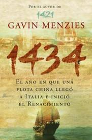 Menzies, Gavin - 1434 El año en que una flota china llegó a Italia