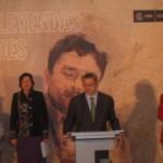 Alberto Ruiz-Gallardón homenaje Albéniz