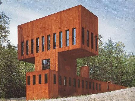 Aularte, Conferencia Arquitectura