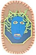 Escudo de Minerva, Museo Cerralbo