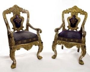 Throne chairs curro servera spv