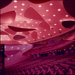 CHRISTOPHER GRIMES-Alessandro Balteo Yazbeck-Architect Carlos Raúl Villanueva in Collaboration with Alexander Calder, Aula Magna auditorium, Caracas
