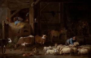 David Teniers El Joven y Cornelis Saftleven, Ansorena, 09