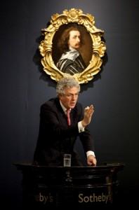 Sir Anthony van Dyck, subasta Sotheby´s Londres dic 09
