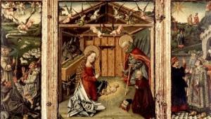 Tríptico de la Natividad