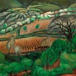 Paisaje de Ceret, Joaquín Sunyer, Museo Reina Sofía, Subasta Balclis, dic 09