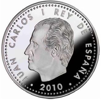 Xacobeo 2010 cara rey real casa de la moneda revista de arte logopress - Casa de la moneda empleo ...