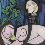 Pablo Picasso, Nude, Green Leaves and Bust. Subasta Christie´s 4 mayo de 2010. RECORD