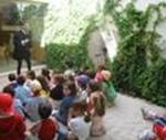 Museo Casa Natal de Cervantes, niños, talleres (4)