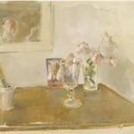 Ramón Gaya, Homenaje a Margarita Van Eyck y autorretrato, 1996 EXPOSICIÓN IVAM Juni2010