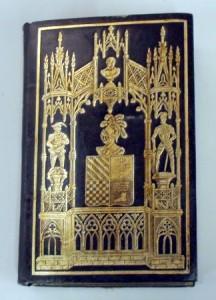EDICION DEL QUIJOTE DE 1832 IMPRESA EN PARIS EXTERIOR 216x300 La cápsula del tiempo en la Real Casa de Correos