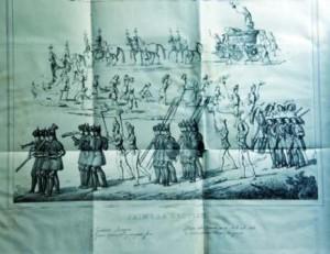 primera guerra carlista 300x231 La cápsula del tiempo en la Real Casa de Correos