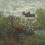 Claude Monet. La casa del artista en Argenteuil, 1873. National Gallery of Art, Washington