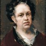 Francisco de Goya,1746-1828. Autorretrato 1815. Museo del Prado