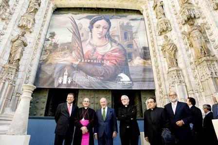 Catedral de Sevilla Exposición Caja Madrid