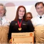 Judit Comes, Medalla de Oro Campeonato del Mundo de Gastronomía  Luxemburgo 2010 -5-
