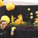Judit Comes, Medalla de Oro Campeonato del Mundo de Gastronomía  Luxemburgo 2010 -8-