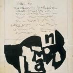 2.-Esteban Vicente, Untitled, 1958