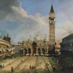 Canaletto. La plaza de San Marcos en Venecia, Museo Thyssen y Fundación Caja Madrid