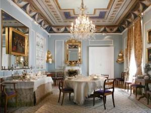 Museo Nacional del Romanticismo, Comedor. Fotografía Paola di Meglio