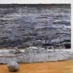 Anselm Kiefer, Am Grunde der Moldau-Drei Kaiser. 2007-8 Colección Fundación María José Jove