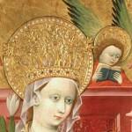 Blasco de Grañén, Virgen de Mosén Sperandeu. S. XV Fundación Lázaro Galdiano