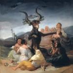 Francisco de Goya, El Aquelarre. 1798 Fundación Lázaro Galdiano