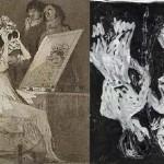 Goya, Fundación Lázaro Galdiano y Georg Baselitz, Dix Fundación María José Jove