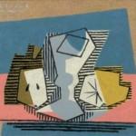 Pablo Picasso, Poire, verre et citrón. 1922 Colección Fundación María José Jove