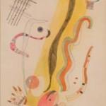 Wassily Kandinsky, Rampant. 1934. Colección Fundación María José Jove