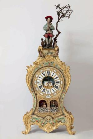 """De En Exposición Palacio Real"""" Relojes El Una """"tiempo hxrstCQd"""