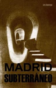 CA2M Madrid subterráneo Portada libro