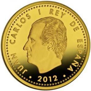 La real casa de la moneda presenta las monedas de la roja revista de arte logopress - Casa de la moneda empleo ...