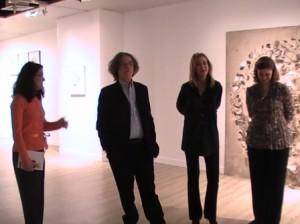 Ester Uriol, Rafael Muyor, María Porto y Marta Chirino